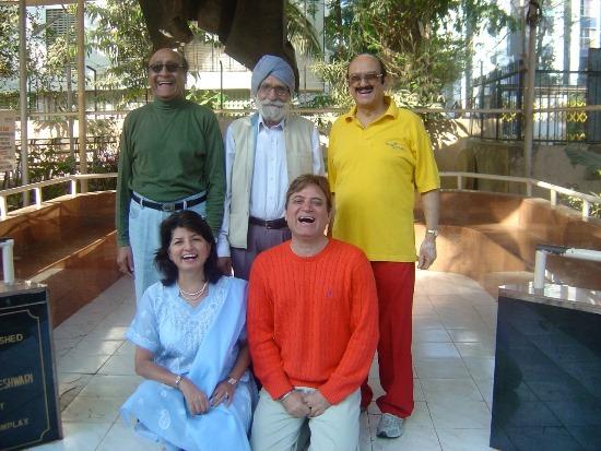Five Original Members